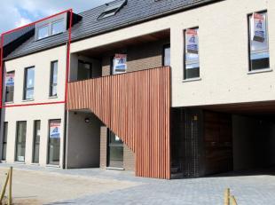 Modern, luxueus appartement met een vlotte verbinding naar Bilzen, Diepenbeek, Hasselt, Tongeren... De inkomhal leidt ons naar de ruime living met ope