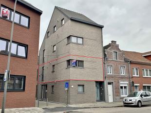 Centraal gelegen appartement op de 1e verdieping van ca. 62 m² met een terras van 25 m², op wandelafstand van de Grote Markt en het openbaar