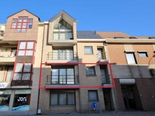 Zeer gunstig gelegen appartement op wandelafstand van de Grote Markt van Sint-Truiden. In de nabije omgeving vinden we een supermarkt, apotheek, bakke