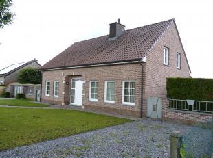 Maison à louer                     à 3990 Grote-Brogel
