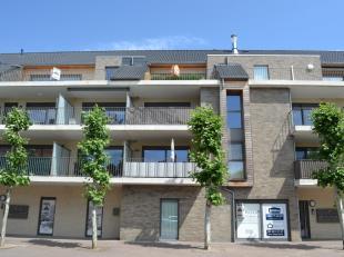 Prachtig nieuwbouw-appartement met terras.<br /> Centraal gelegen in het centrum van Eisden vlakbij winkelcentrum M2, de Pauwengraaf en Maasmechelen V