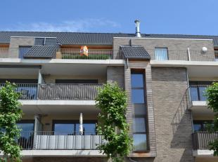 Prachtig nieuwbouw-appartement met terras. Centraal gelegen in het centrum van Eisden vlakbij winkelcentrum M2, de Pauwengraaf en Maasmechelen Village