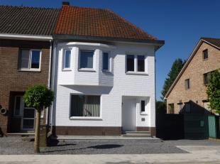 Maison à louer                     à 3630 Maasmechelen