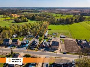 Af te werken villa op 2858m² met privé-bos! Deze verder af te werken villa beschikt over een bewoonbare oppervlakte van maar liefst 360m&s