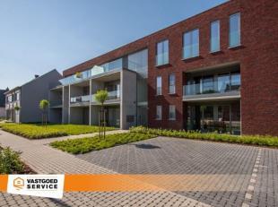 Gelijkvloers kwaliteitsappartement met rustig terras en tuin! Deze residentie is gebouwd met kwalitatieve, duurzame materialen. Zo is er overal vloerv