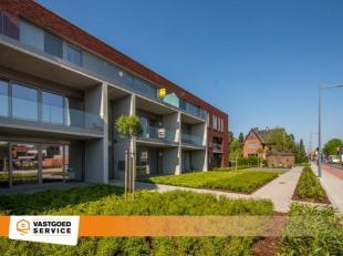 Opbrengsteigendom: gelijkvloers kwaliteitsappartement met 3 slaapkamers en vaste huurder. Deze residentie is gebouwd met kwalitatieve, duurzame materi