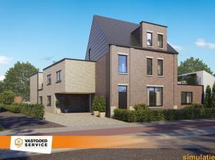 Gelijkvloers appartement (96m²) met privé tuin (165m²) en twee slaapkamers in Residentie De Buiting, de nieuwste parel van High Quali
