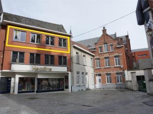 Centrum Halle - Instapklaar appartement dat recentelijk volledig werd gerenoveerd. Het appartement beschikt over volgende indeling: inkom met vestiair