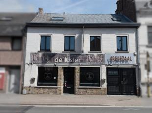 Prachtige feestzaal gelegen op de Alsembergsesteenweg te Dworp wat zicht leent als een ideale ligging voor een feestzaal door de korte afstand tot Bru