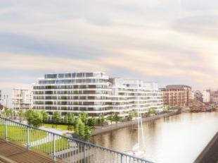 Kolmont Woonprojecten ontwikkelt langs het kanaal van Hasselt het prestigieuze nieuwbouwproject Zuidzicht. De place-to-be van Hasselt, want wie zou nu