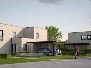 - Ruime, halfopen bebouwing - West-georiënteerde tuin - Carport optioneel - Goede verbinding: snel op de snelweg - Op slechts 3km van Hasselt cen