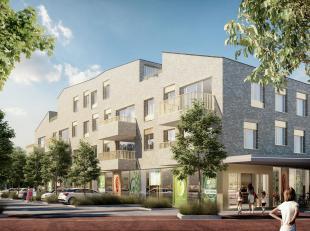D2.03<br />  - Nieuwbouwappartement in Puurs<br /> Dit 2-slaapkamer nieuwbouwappartement bevindt zich op de tweede verdieping. Je komt binnen via de i