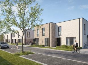 Lot 5 is een halfopen bebouwing met 3 slaapkamers, carport en tuinberging.Alle prijzen en plannen kan u terugvinden op www.matexi.beWenst u meer info