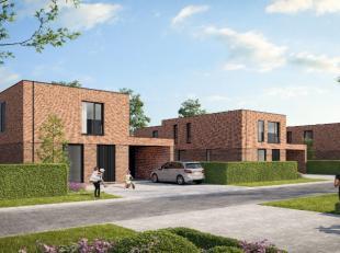 Lot 43 is een open bebouwing met 3 slaapkamers, carport en tuinberging.Alle prijzen en plannen kan u terugvinden op www.matexi.beWenst u meer info of