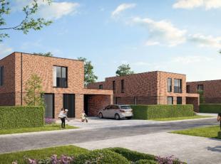 Lot 45 is een open bebouwing met 3 slaapkamers, carport en tuinberging.Alle prijzen en plannen kan u terugvinden op www.matexi.beWenst u meer info of