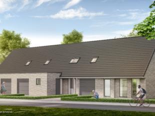 Dit project bestaat uit 2 halfopen en 1 gesloten woning die gelegen zijn in een rustige buurt met een vriendelijk karakter. Het centrum van Wervik lig