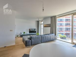 Prachtig nieuwbouw duplex-appartement (BJ 2016) gelegen in een sterk opkomende buurt en op een boogscheut van het bruisende Park Spoor Noord en het be