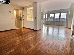 Dans le quartier recherché de l'avenue Plasky, très bel appartement 2 chambres sur +/- 93m² - Séjour de 37 m² salon s&a