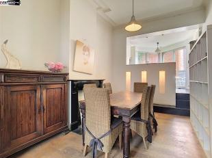 Triplex meublé 3 chambres de 157m² avec terrasses - possibilité non meublé - Salon/Sàm de 40m² avec balcon de 3m