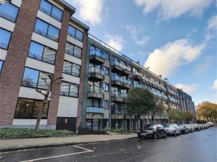 Dans le quartier Terdelt, petit appartement 1 chambre de 38m² - Il est composé d'un petit hall d'entrée donnant accès au s&e