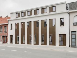 Bent u op zoek naar een luxueus nieuwbouwappartement met terras in het centrum van Sint-Niklaas? Dan is dit ongetwijfeld iets voor u. De hoogwaardige