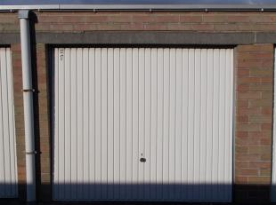 garage nr 17 - euro 55,00/maand