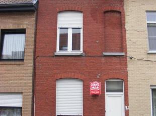 hall, living, inger. kkn, badk, kelder, 2 slpks, zolder, terras, EPC : 514 kWh/m², euro 450,00/m