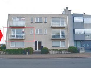 Instapklaar en centraal gelegen appartement met open zicht op de duinenop wandelafstand van strand en winkels van Bredene Duinen.Direct nabij openbaar