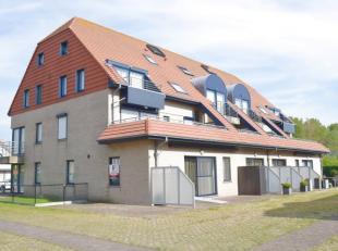 Gezellig en instapklaar gelijkvloers appartement in Bredene Duinenop slechts 500 meter van duinen en strand en de tram.oppervlakte 80m² met zonge