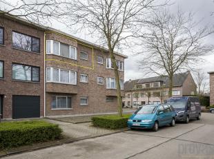 Appartement van ca 95 m² op de tweede verdieping van een kleinschalig gebouw. Vlakbij het 19e eeuwse Kasteel Torenhof en de Brasschaatse Open Gol