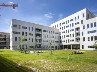 Campus Nieuw Zuid', gebouwd in 2016, is een duurzaam afgewerkte en zeer moderne studentenresidentie. De locatie isperfect voor studenten, in de nieuwe