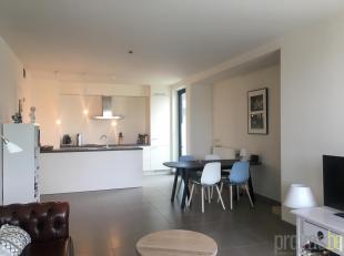 Dit modern appartement van ca 90 m² is gelegen op de eerste verdieping van realisatie The Mills in de Drie Eikenstraat, aan de rand van het lande