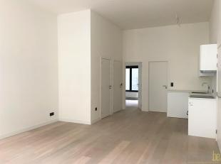 Gerenoveerd gelijkvloersappartement met twee slaapkamers in de Apostelstraat, een verbindingsstraat tussen de Lange Nieuwstraat en de Sint-Jacobsmarkt