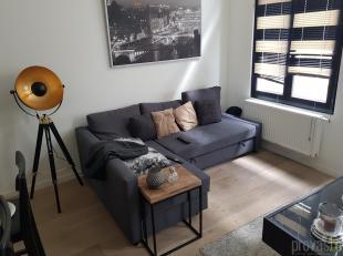 Trendy en volledig gerenoveerd appartement van ca 47 m² in de rustige Lange Noordstraat. Deze locatie, in het hartje van Antwerpen is uitermate i