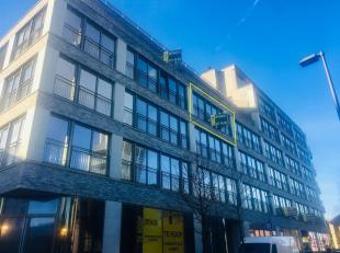 Dit prachtig appartement van ca 94 m² bevindt zich op de derde verdieping van de gloednieuwe residentie Liberty. Een knappe nieuwbouwrealisatie d