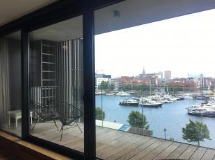 """Appartement van ca 104 m² met prachtig terras van ca 14 m² gelegen aan de jachthaven op het Eilandje, in de nieuwbouwrealisatie """"NapoleonSky"""