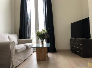 Fantastisch gelegen appartement van ca 57 m² in het midden van de bekende Kloosterstraat, dé straat bij uitstek voor wie houdt van gezelli