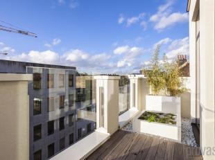 Stijlvol en subliem afgewerkt appartement op de derde en vierde verdieping van een klassevolle residentie op een centrale ligging in de Gijzelaarsstra