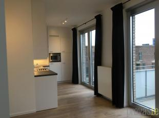 Dit appartement van ca 43 m² bevindt zich op de derde verdieping van residentie Hanzenatie, één van de nieuwste realisaties in de b