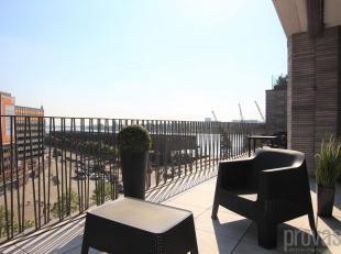 Subliem penthouseappartement van ca 127 m² op de zesde verdieping in de nieuwe realisatie Eiland op de hoek van de Amsterdamstraat en de Brazili&
