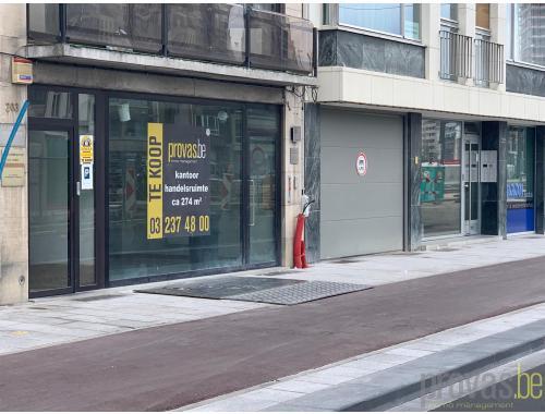 Kantoor te koop in Antwerpen, € 329.000