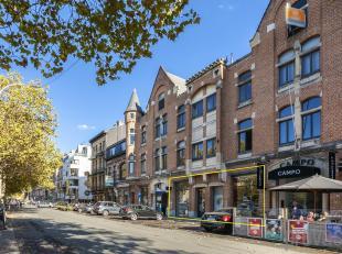 Knappe handelsruimte van ca 233 m² in het hartje van Antwerpen-Zuid.<br /> De ruimte bevindt zich op de Vlaamsekaai, dé plaats bij uitstek