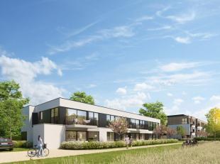 Tijdloze architectuur en prachtig groen op een boogscheut van het centrum. Dat is ALEX in Maldegem. Dit uniek woonproject in de Bloemestraat combineer