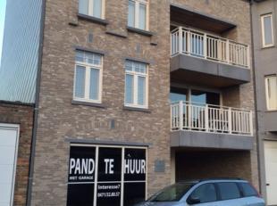 Casco studio of handelsruimte en garage in residentie Micha in hartje Nieuwpoort. Huurprijs studio: euro 600/ maand + euro 50 syndic / maand Huurprijs