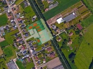 Laatste exclusief gelegen bouwgronden te koop ter hoogte van de Kasteeldreef. Voor alleenstaande woningbouw, volledig vrije architectuur. De meeste bo