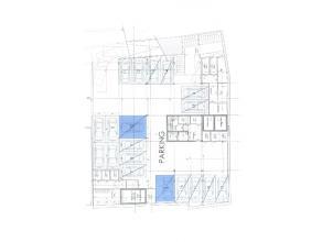 """Ondergrondse autostandplaatsenNog enkele ondergrondse autostanplaatsen beschikbaar in de nieuwbouwresidentie """"Willem De Beer"""". dubbele autostaanplaats"""