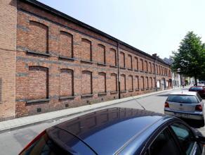 Fabrieksgebouw te koop in het Centrum van Gent.Uitzonderlijke opportuniteit in het centrum van de stad Gent. Vroegere tingieterij met prachtige origin
