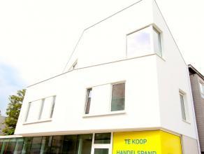 Woning te koop nabij St. Pietersstation te Gent.Moderne nieuwbouwwoning/duplexappartement te koop te Gent dit tussen de Sterre en het St. Pietersstati