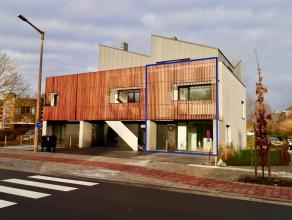 Nieuwbouw duplex-appartement te huur in GentNieuwbouw duplex-appartement te huur in Gent nabij station en R4. Dit gelijkvloers duplex-appartement besc
