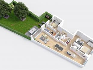 """TE KOOP Gent: prachtige nieuwbouwappartementen gelegen in hartje Gent, in de Residentie """"Lucus"""". Dit mooi modern en tijdloos nieuwbouwproject bestaat"""